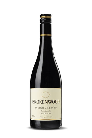 Brokenwood Indigo Vineyard Pinot Noir 2012 ~ Beechworth Victoria
