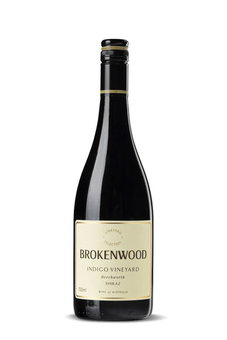 Brokenwood Indigo Shiraz 2013 ~ Beechworth Victoria