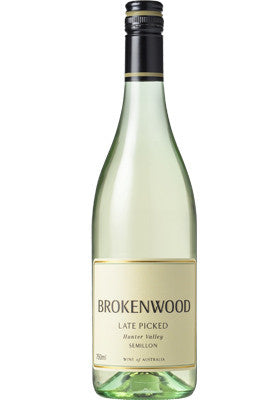 Brokenwood Late Picked Semillion 2015 ~ Hunter Valley