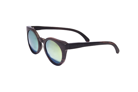 WOODU! Valentina Dark Sunglasses