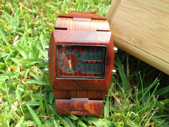 WOODU! Watch Red