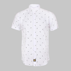 Birds Short Sleeve Shirt