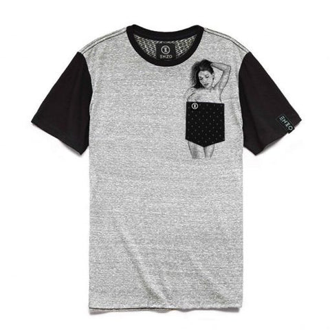 Camiseta Woman Pocket