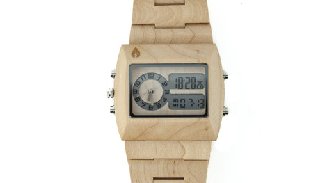 WOODU! Watch Clear
