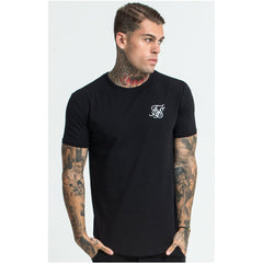 Short Sleeve Gym Tee Black