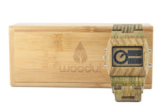 WOODU! Watch Green