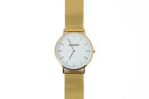 Watch Classic Steel Gold