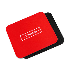 Vossen Slab Outline Mousepad (Red)
