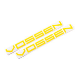 Tropical Decal 2-Pack - Vossen