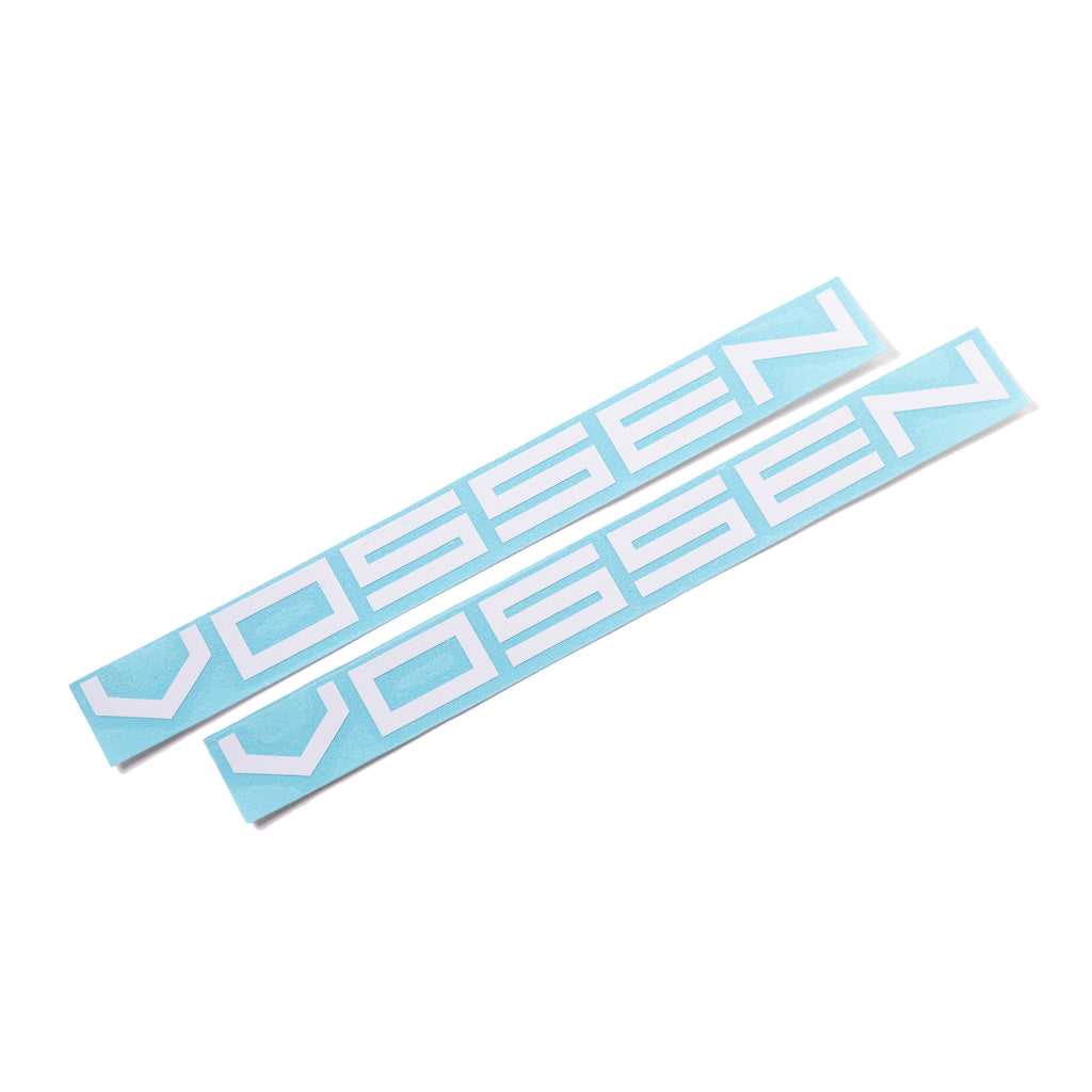 Large Classic Sticker 2-Pack