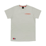 Fracture S/S | Light Gray - Vossen