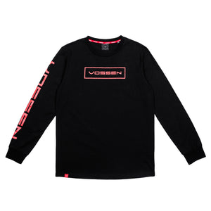 Slab L/S | Black - Vossen
