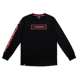 Slab Long Sleeve Tee | Black