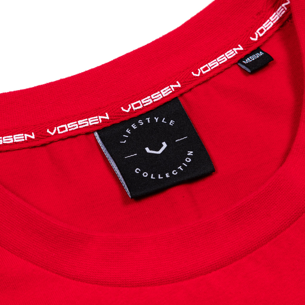 Sport Cap Long Sleeve | Red
