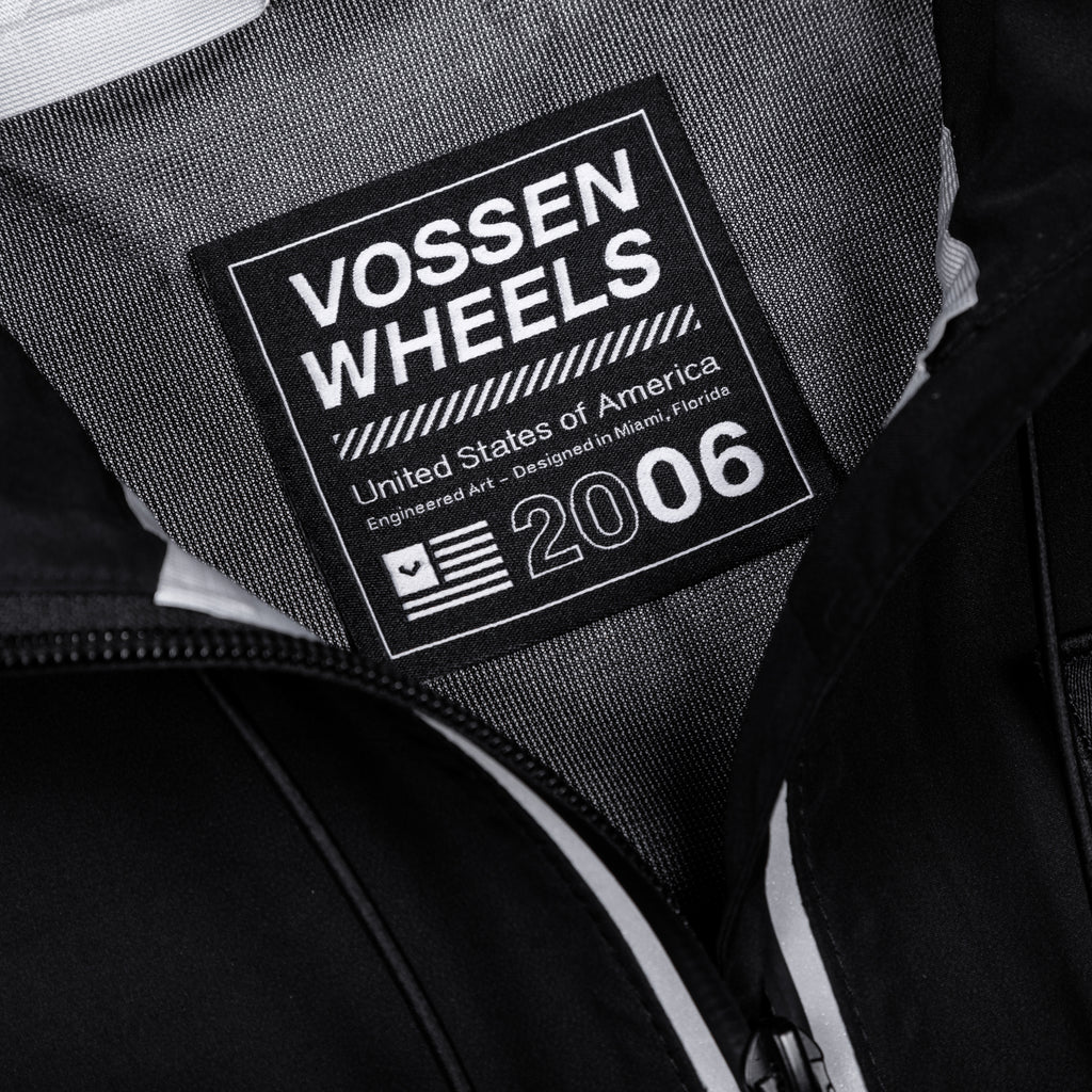 Vossen Tech Rain Jacket - Vossen