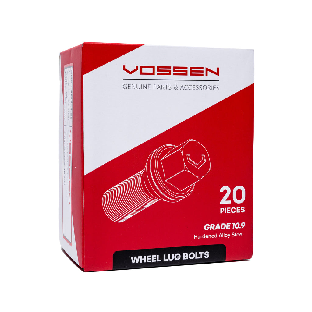14x1.5 30mm Lug Bolts - Vossen