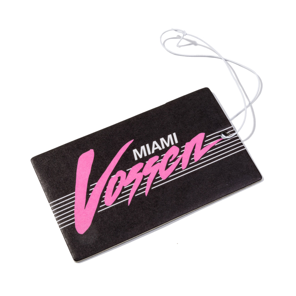 Vice Air Freshener (Black/White/Pink)