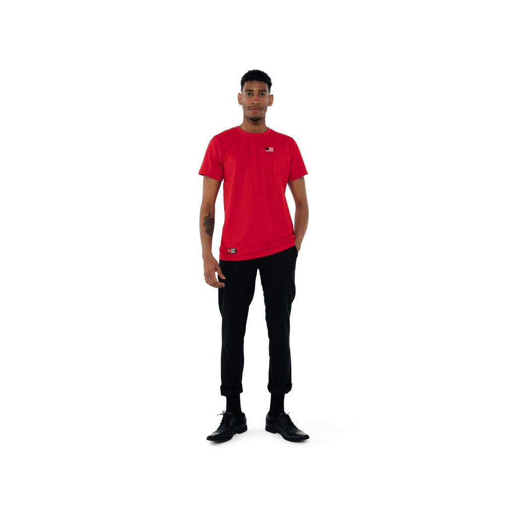 Flag S/S | Red - Vossen