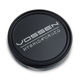 Hybrid Forged Optional Center Cap (Satin Black/Machined) - Vossen