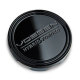 Hybrid Forged Optional Center Cap (Gloss Black/Gunmetal)