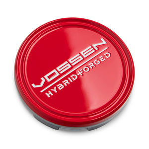 Hybrid Forged Optional Center Cap (Gloss Red/White)
