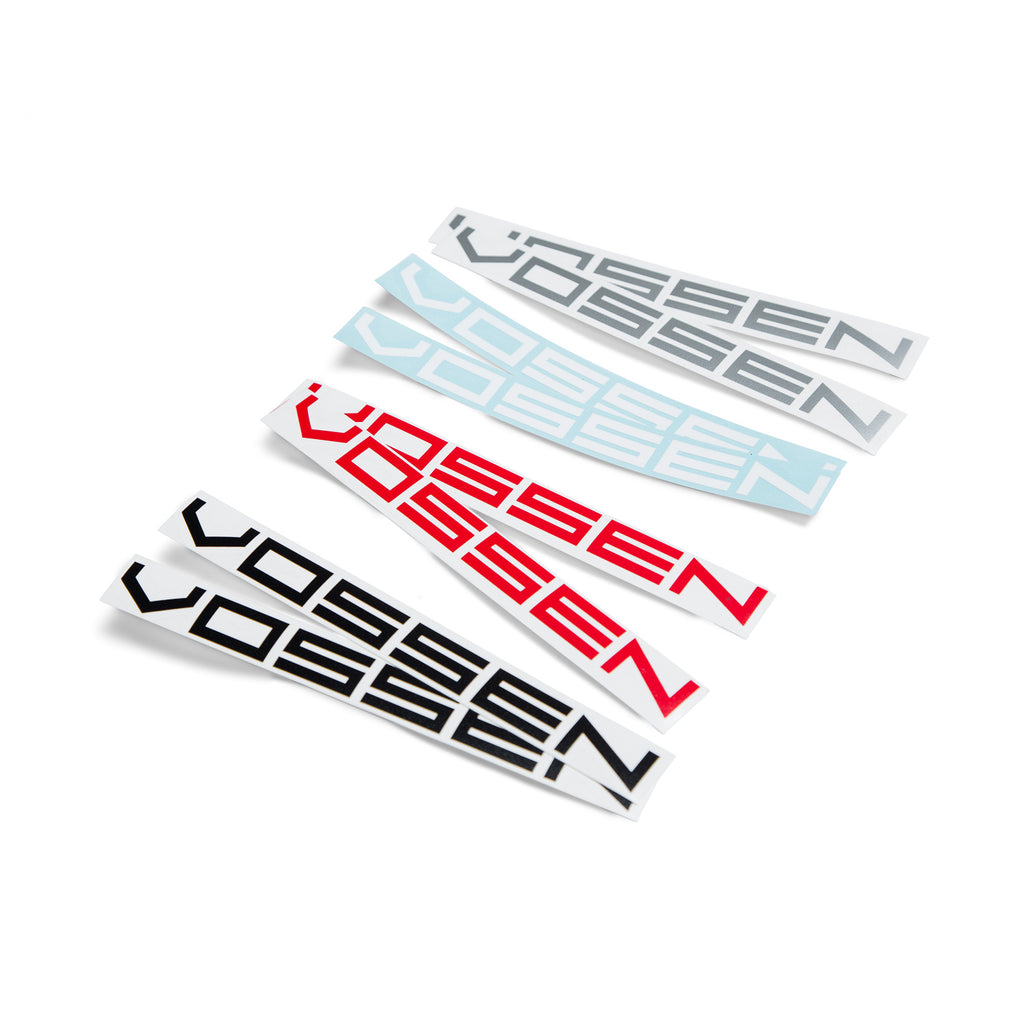 Extra Large Classic Decal 2-Pack - Vossen