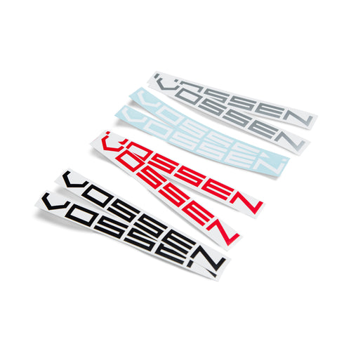 Extra Large Classic Sticker 2-Pack