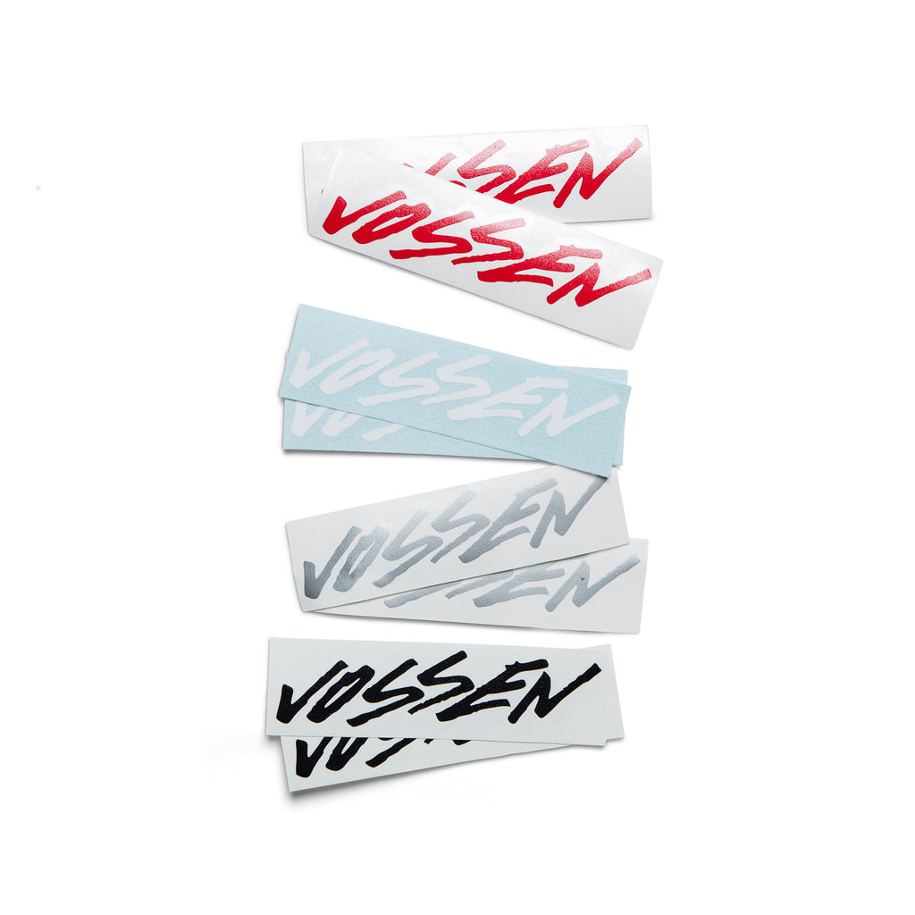 Scribble Decal 2-Pack - Vossen