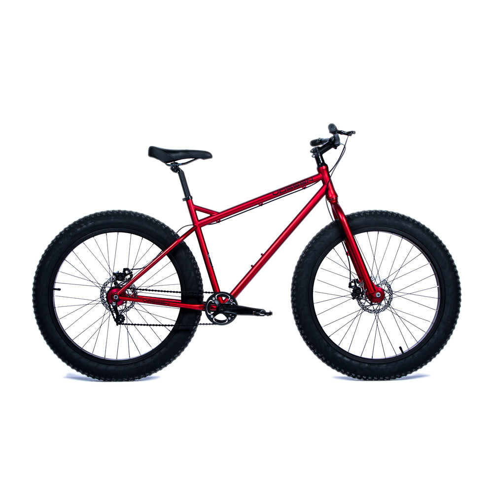 Vossen x State Bicycle Fat Bike - Vossen