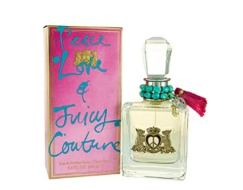 Juicy Couture Peace Love EDP Spray 30ml