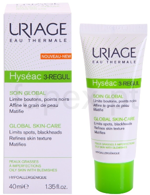 Uriage Hyseac 3-Regul Global Skincare