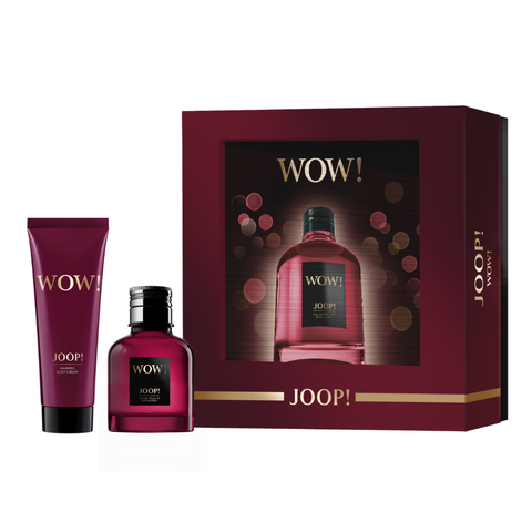 Joop Wow Female Eau de Toilette 40ml Gift Set