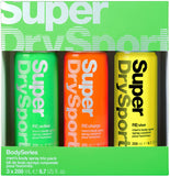 Super dry Body Spray Gift Set