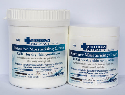 Intensive Moisturising Cream