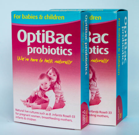 Optibac® for your Child's Health
