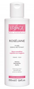 Uriage Roseliane Dermo-Cleansing Fluid