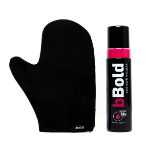 bBold Xtra Dark Mousse & Glove Set