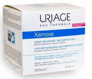 Uriage Xemose Lipid-Replenishing Anti-Irritation Cerat