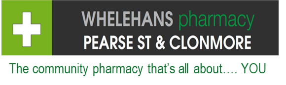 Whelehans Pharmacy Mullingar Westmeath