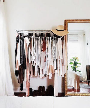 Les Sublimes - 7 easy ways to make your wardrobe more sustainable