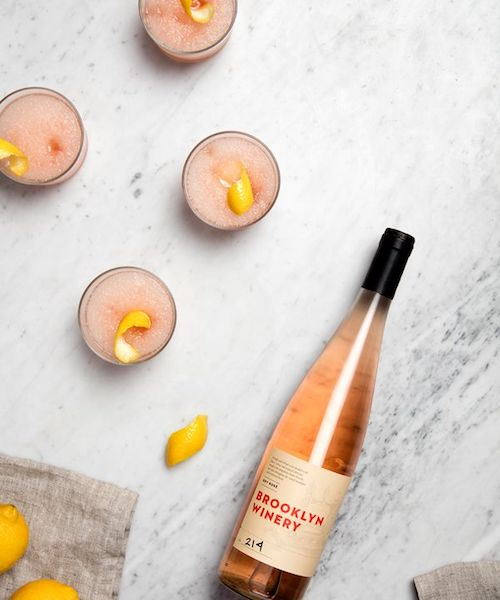 Frozen Rosé Slushies: We're Obsessed With This Simple Frosé Recipe