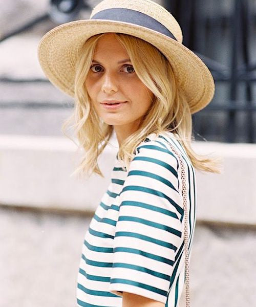 The Secret to Keeping Your Panama Hat in Shape and Summer-Ready