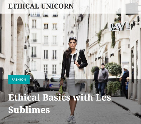 Ethical Unicorn – Ethical Basics with Les Sublimes, August 2016