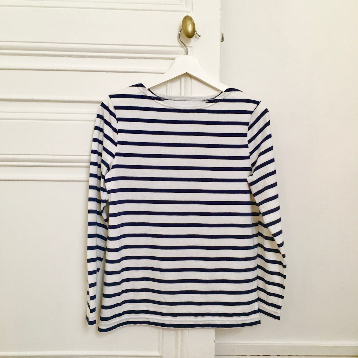Les Sublimes cotton Saint Malo Breton Top