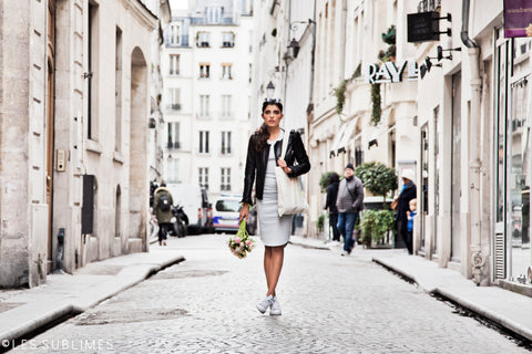 Les Sublimes Spring 2016 Collection London Dress Streets of Paris