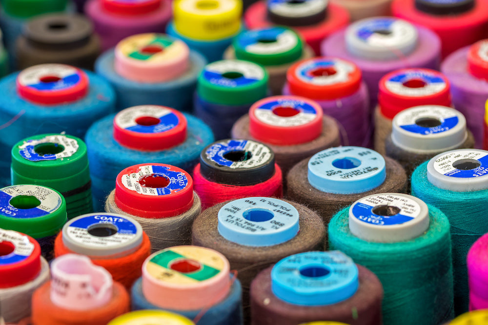 Les Sublimes Factory - Kauno Baltija sewing threads