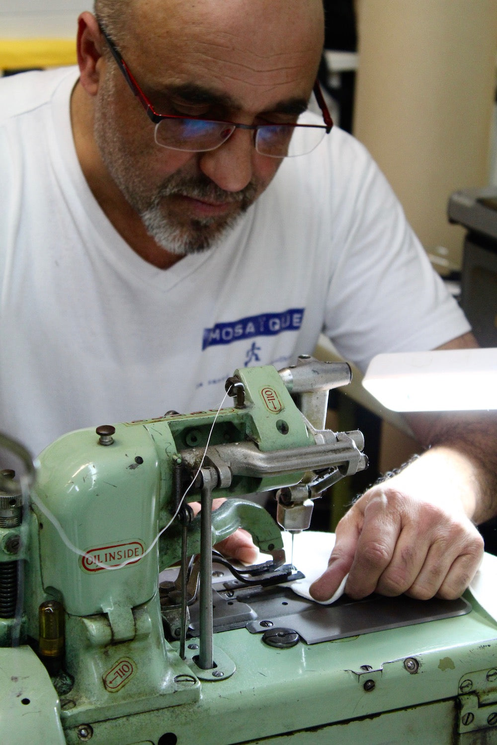 Les Sublimes Factory - Rosenberg Paris Sewing