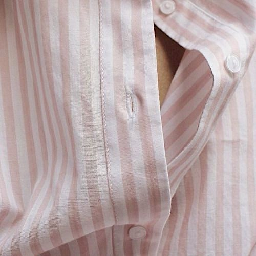 Les Sublimes GOTS organic cotton shirting made in France