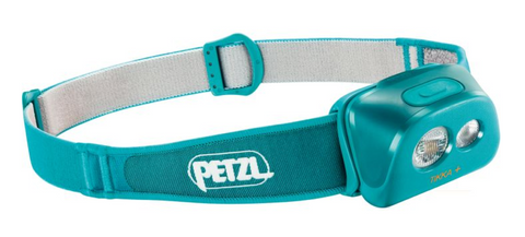 Petzl Turquoise Headlamp for Women