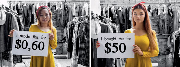 Cambodia Cost of clothing vs price